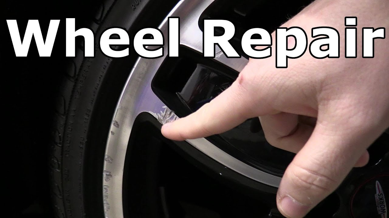 Some Facts about Wheel Repair