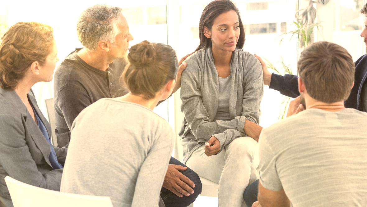 The benefits of group counseling