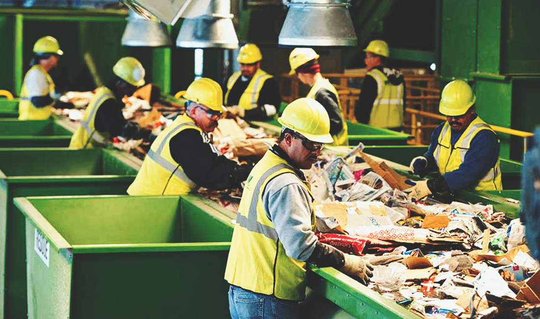 Identifying suitable recycling and waste managing machines for your business
