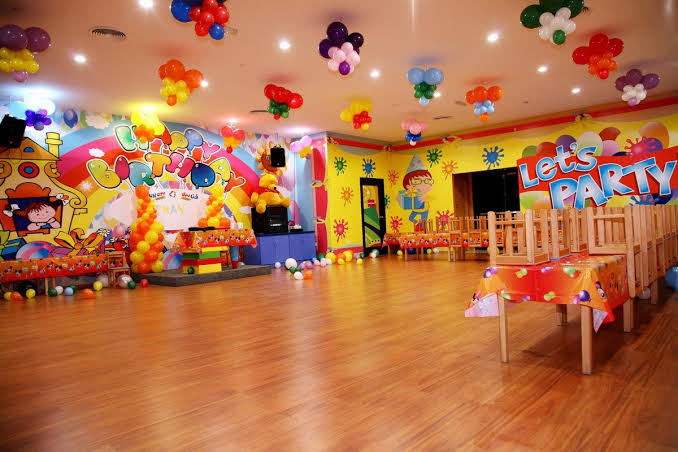 Kids activities and parties for kids in Dubai