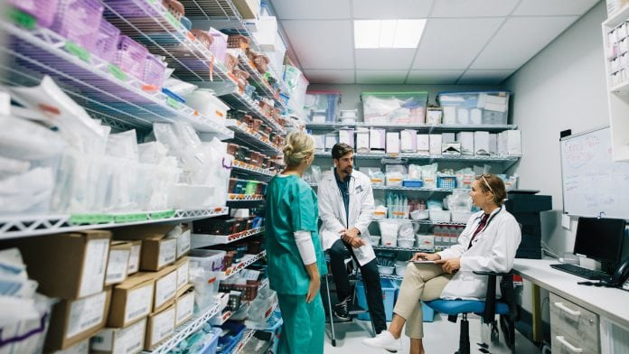 The Role of A Hospital And Pharmacy
